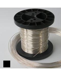 Drut srebrny Ag930 1,2mm Kwadrat