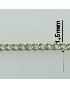 Łańcuch srebrny M/GD050/AG z metra-PANCER