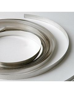 Taśma srebrna Ag999 0,4mm/10mm