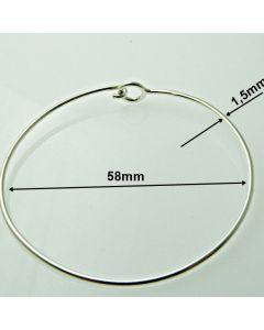 Bransoletka  srebrna Ag 925 typ:W/BR-1/AG